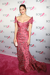 Katharine McPhee attends the Hot Pink Party at the Park Avenue Armory in New York