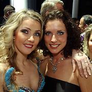 Premiere Songfestival in Concert, Brigitte Nijman en Aukje van Ginneken