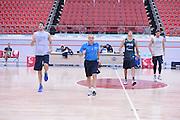 DESCRIZIONE : Kayseri Allenamento Qualificazioni Europei 2013 <br /> GIOCATORE : Magro Chiotti Gallinari<br /> CATEGORIA : allenamento <br /> SQUADRA : Italia<br /> EVENTO : Qualificazioni Europei 2013<br /> GARA : Allenamento  Italia <br /> DATA : 03/09/2012 <br /> SPORT : Pallacanestro <br /> AUTORE : Agenzia Ciamillo-Castoria/GiulioCiamillo<br /> Galleria : Fip Nazionali 2012 <br /> Fotonotizia :  Kayseri Allenamento Qualificazioni Europei 2013 <br /> Predefinita :