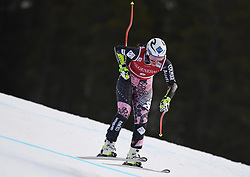 30.11.2017, Lake Louise, CAN, FIS Weltcup Ski Alpin, Lake Louise, Abfahrt, Damen, 3. Training, im Bild Tina Weirather (LIE) // Tina Weirather of Liechtenstein in action during the 3rd practice run of ladie's Downhill of FIS Ski Alpine World Cup at the Lake Louise, Canada on 2017/11/30. EXPA Pictures © 2017, PhotoCredit: EXPA/ SM<br /> <br /> *****ATTENTION - OUT of GER*****
