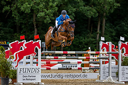 ROELFING Juliane (GER), Community O<br /> 2. Qualifikation 6jährige Springpferde<br /> Warendorf - Bundeschampionate 2020<br /> 29. August 2020<br /> © www.sportfotos-lafrentz.de/Stefan Lafrentz