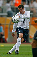 Photo: Glyn Thomas.<br />England v Trinidad & Tobago. Group B, FIFA World Cup 2006. 15/06/2006.<br /> England's Jamie Carragher.
