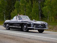 120-1960 Mercedes Benz 300 SL Rdst