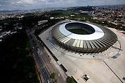 Belo Horizonte_MG, 04 de marco de 2013.<br /> <br /> Faquini<br /> <br /> Sobrevoo cidade BH e Mineirao. <br /> <br /> Foto: MARCUS DESIMONI / NITRO