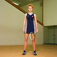 Annelize Naude, Squash Player, Republic of South Africa