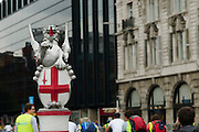 Lord Mayor of London Skyride 2009