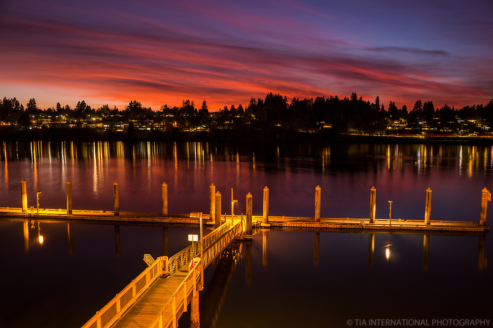 West Bay @ Sunset
