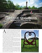 August 2015, Chronogram, Creative Neighbors
