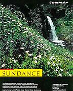 A magazine ad for Sundance Resort in Utah