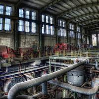 Turbine Hall at CT