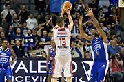 DESCRIZIONE : Campionato 2014/15 Giorgio Tesi Group Pistoia - Acqua Vitasnella Cantù<br /> GIOCATORE : Valerio Amoroso<br /> CATEGORIA : tiro three points controcampo<br /> SQUADRA : Giorgio Tesi Group Pistoia<br /> EVENTO : LegaBasket Serie A Beko 2014/2015<br /> GARA : Giorgio Tesi Group Pistoia - Acqua Vitasnella Cantù<br /> DATA : 30/03/2015<br /> SPORT : Pallacanestro <br /> AUTORE : Agenzia Ciamillo-Castoria/GiulioCiamillo<br /> Galleria : LegaBasket Serie A Beko 2014/2015<br /> Fotonotizia : Campionato 2014/15 Giorgio Tesi Group Pistoia - Acqua Vitasnella Cantù<br /> Predefinita :