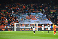 ILLUSTRATION - SUPPORTERS - HOMMAGE A Johan Cruyff
