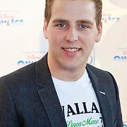 NLD/Rotterdam/20110401 - Premiere Disney on Ice 2011, Wesley Klein, partner Nellie en Jailey