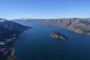 Lake Wanaka, South Island, New Zealand