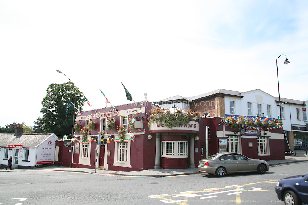 McGowans pub in Stillorgan in Dublin Irealnd