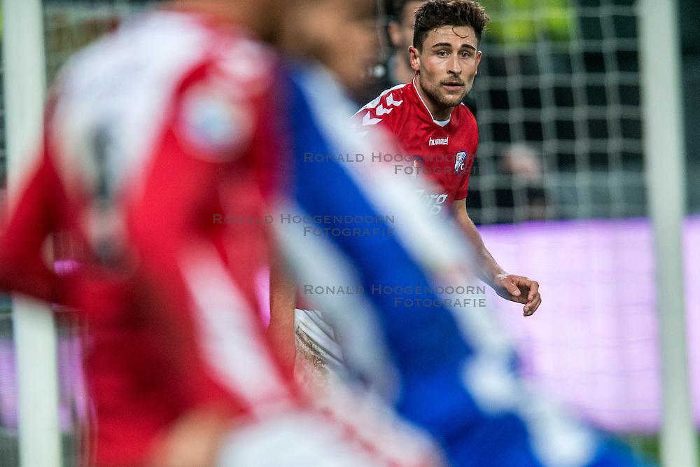 05-02-2017 NED: FC Utrecht - Heerenveen, Utrecht<br /> 21e speelronde van seizoen 2016-2017, Nieuw Galgenwaard / Andreas Ludwig #11 DUI