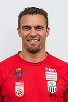 Download von www.picturedesk.com am 16.08.2019 (13:58). <br /> PASCHING, AUSTRIA - JULY 16: Head coach Valerien Ismael of LASK during the team photo shooting - LASK at TGW Arena on July 16, 2019 in Pasching, Austria.190716_SEPA_19_064 - 20190716_PD12430