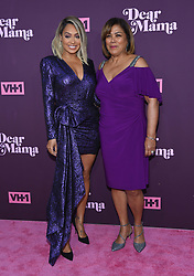 May 3, 2018 - Los Angeles, California, U.S. - La La Anthony and Carmen Surillo arrives for the VH1's 3rd Annual 'Dear Mama: A Love Letter to Moms' at the Theatre at the Ace Hotel. (Credit Image: © Lisa O'Connor via ZUMA Wire)