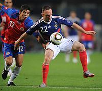 FOOTBALL - FRIENDLY GAME 2010 - FRANCE v COSTA RICA - 26/05/2010 - FRANCK RIBERY (FRA)<br /> PHOTO FRANCK FAUGERE / DPPI