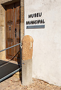 Municipal museum building medieval village of Marvão, Portalegre district, Alto Alentejo, Portugal, Southern Europe