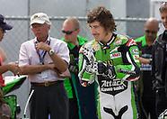 Roger Hayden - Laguna Seca - Round 7 - AMA Pro Road Racing - 2009