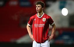 Bristol City's James Morton - Mandatory by-line: Alex James/JMP - 13/02/2018 - FOOTBALL - Ashton Gate Stadium - Bristol, England - Bristol City U23 v Liverpool U23 - Premier League Cup