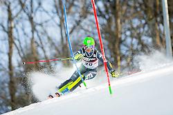 "Chiara Costazza (ITA) during FIS Alpine Ski World Cup 2016/17 Ladies Slalom race named ""Snow Queen Trophy 2017"", on January 3, 2017 in Course Crveni Spust at Sljeme hill, Zagreb, Croatia. Photo by Žiga Zupan / Sportida"