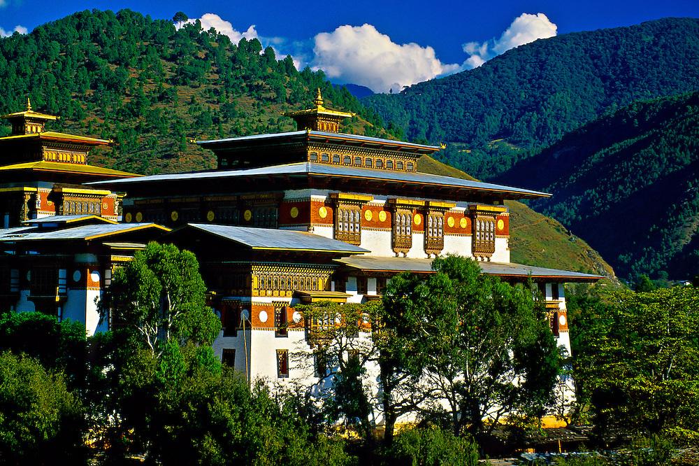 Punakha Dzong, Punakha Valley, Bhutan