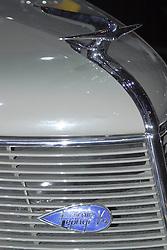 2005 CATA (Chicago Auto Show), Vintage Lincoln Zephyr V12