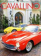 Magazine Cover - Ferarri Berlinettas