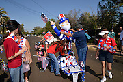 July 4, 2013:  Celebrants in the Palo Verde Neighborhood participate in the 50th annual Fourth of July parade to celebrate the anniversary of the independence of the United States in Tucson, Arizona, USA.