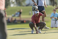 May 11, 2018 - Ponte Vedra Beach, Florida, USA - Ian Poulter during Round 2 of The Players Championship at Sawgrass on May 11, 2018. (Credit Image: © Dalton Hamm/via ZUMA Wire via ZUMA Wire)