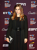 Princess Beatrice of York, BT Sport Industry Awards, Battersea Evolution, London UK, 27 April 2017, Photo by Richard Goldschmidt