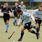 Hockey heren 1 Laren - HGC, Christian Wein