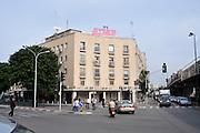 Israel, Tel Aviv, Maariv Newspaper headquarters