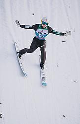 31.12.2019, Olympiaschanze, Garmisch Partenkirchen, GER, FIS Weltcup Skisprung, Vierschanzentournee, Garmisch Partenkirchen, Qualifikation, im Bild Yukiya Sato (JPN) // Yukiya Sato of Japan during his qualification Jump for the Four Hills Tournament of FIS Ski Jumping World Cup at the Olympiaschanze in Garmisch Partenkirchen, Germany on 2019/12/31. EXPA Pictures © 2019, PhotoCredit: EXPA/ JFK