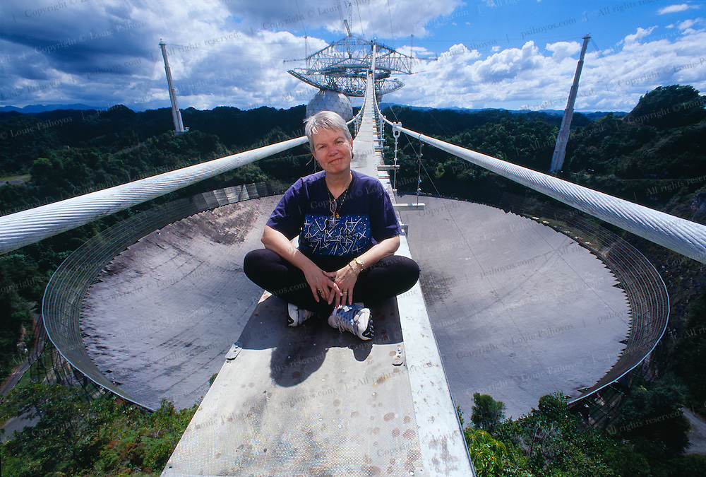 Dr. Jill Tarter, SETI Institute scientist, is an impetus behind the organizations growth, direction and their educational programs. An author and public speaker, Dr. Tarter has inspired a generation of women scientists as well as influenced the way in which radio telescopes are being built today.