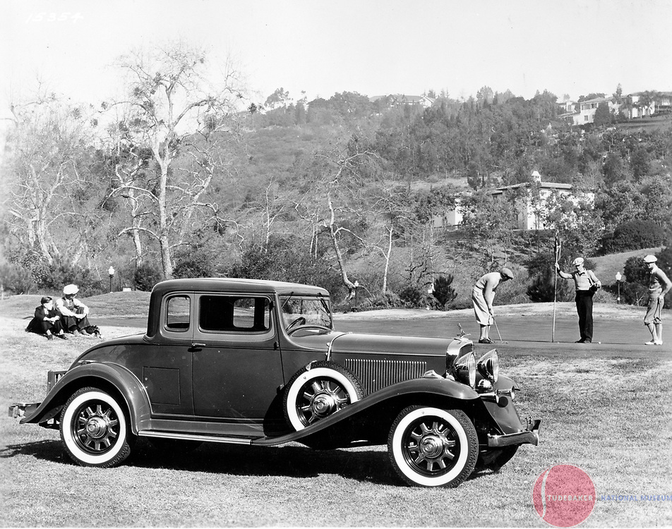 1932 Studebaker Commander Coupe