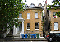 © Licensed to London News Pictures. 15/06/2019. London, UK. A general view of a property containing a flat where Conservative Party leadership candidate Boris Johnson has been living with his partner Carrie Symonds. There have been reports that police were called to the property following a disturbance that was recorded by neighbours. Photo credit: Ben Cawthra/LNP