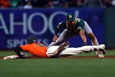 20180713 - Oakland Athletics at San Francisco Giants