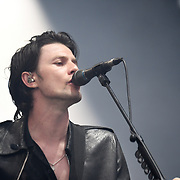 James Bay at RiZE Festival 2018 at RiZE Festival 2018 at Hylands Park, Chelmsford on 17 August 2018, UK.