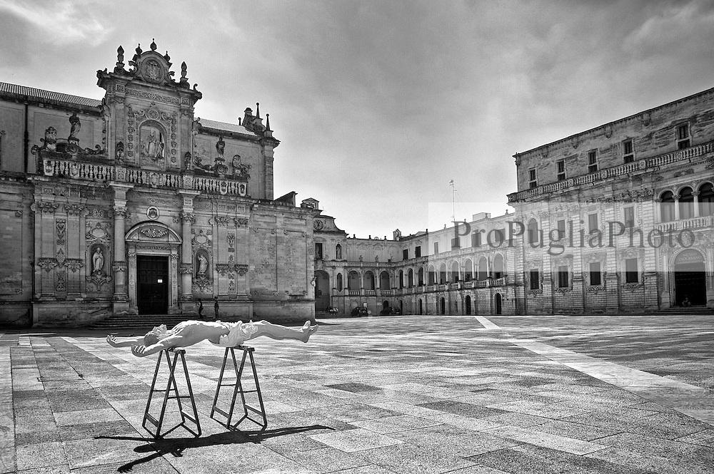 Lecce - Piazza Duomo - 2012