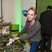 NLD/Amsterdam/20161207 - 8e Sky Radio's Christmas Tree For Charity, Bracha van Doesburg