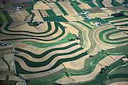 Aerial, Farmland Designs, Lehigh Co., PA