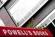 Powell's Books in Portland