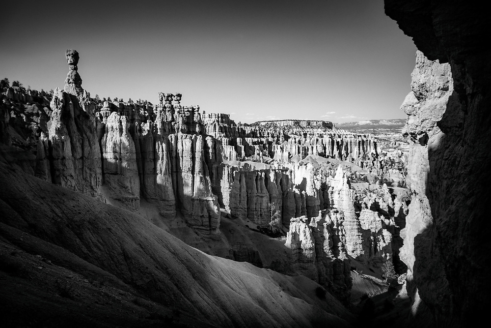 Scenic Landscape at Bryce Canyon National Park in Utah. ©justinalexanderbartels.com
