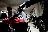 A petition calling for equality for homosexuals is passed around at a conference for homosexuals living in Uganda. The meeting was the first attempt by the LGBT community in Uganda to unite people against a proposed anti-homosexuality bill in the countries parliment.