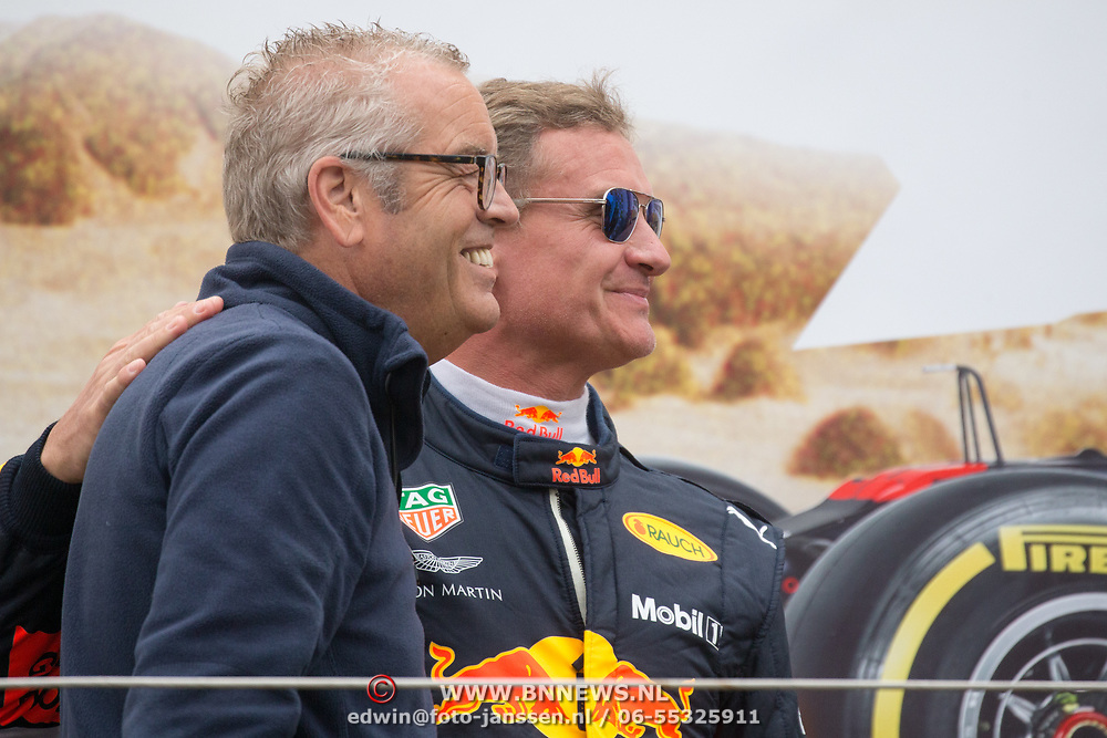 NLD/Zandvoort/20180520 - Jumbo Race dagen 2018, Olav Mol en David Coulthard