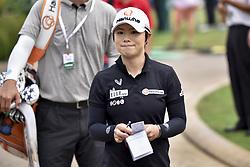 October 27, 2017 - Kuala Lumpur, Malaysia - Eun Hee Ji of South Korea during day two of the Sime Darby LPGA Malaysia at TPC Kuala Lumpur East Course on October 27, 2017 in Kuala Lumpur, Malaysia. (Credit Image: © Chris Jung/NurPhoto via ZUMA Press)
