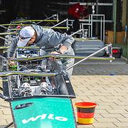 Crews racing the World Championships on The Bosbaan, Amsterdam, The Netherlands, 29/30/31 August 2014  Copyright photo © Steve McArthur / @rowingcelebration www.rowingcelebration.com